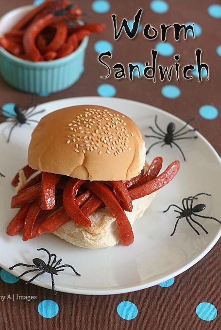 45 Best Halloween Party Snacks Easy Creepy Halloween Snack