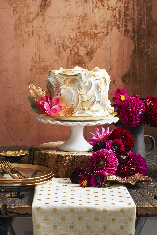 pumpkin spice cake / thanksgiving desserts
