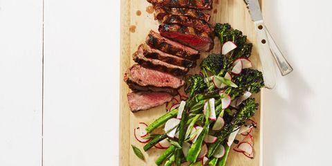 GHK_0816_Steak With Broccolini-Radish Salad