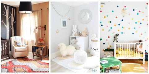 11 Gender Neutral Nursery Ideas - Best Gender Neutral Nurseries