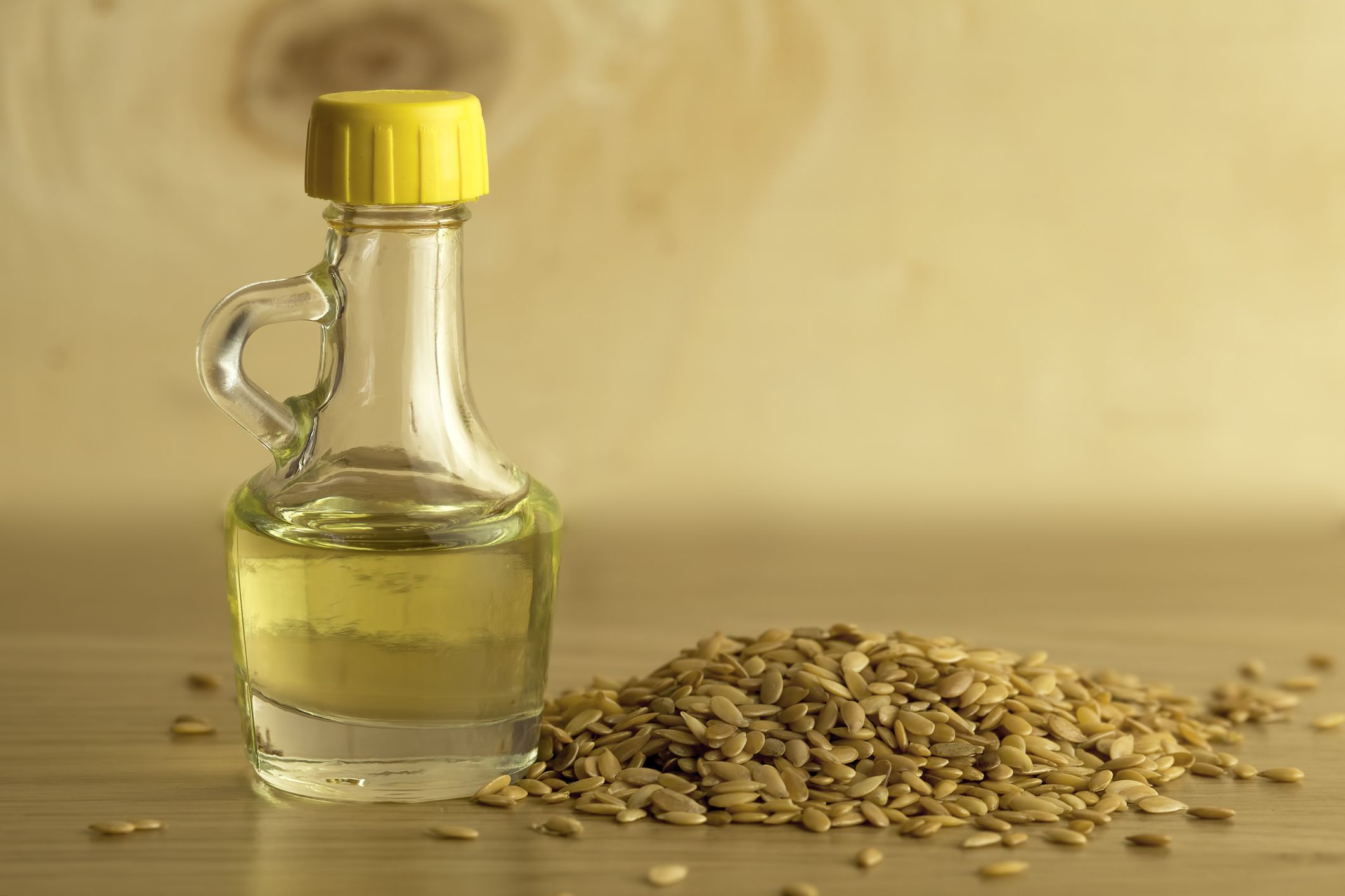 Flammable Household Products - Linseed Oil Causes Dangerous