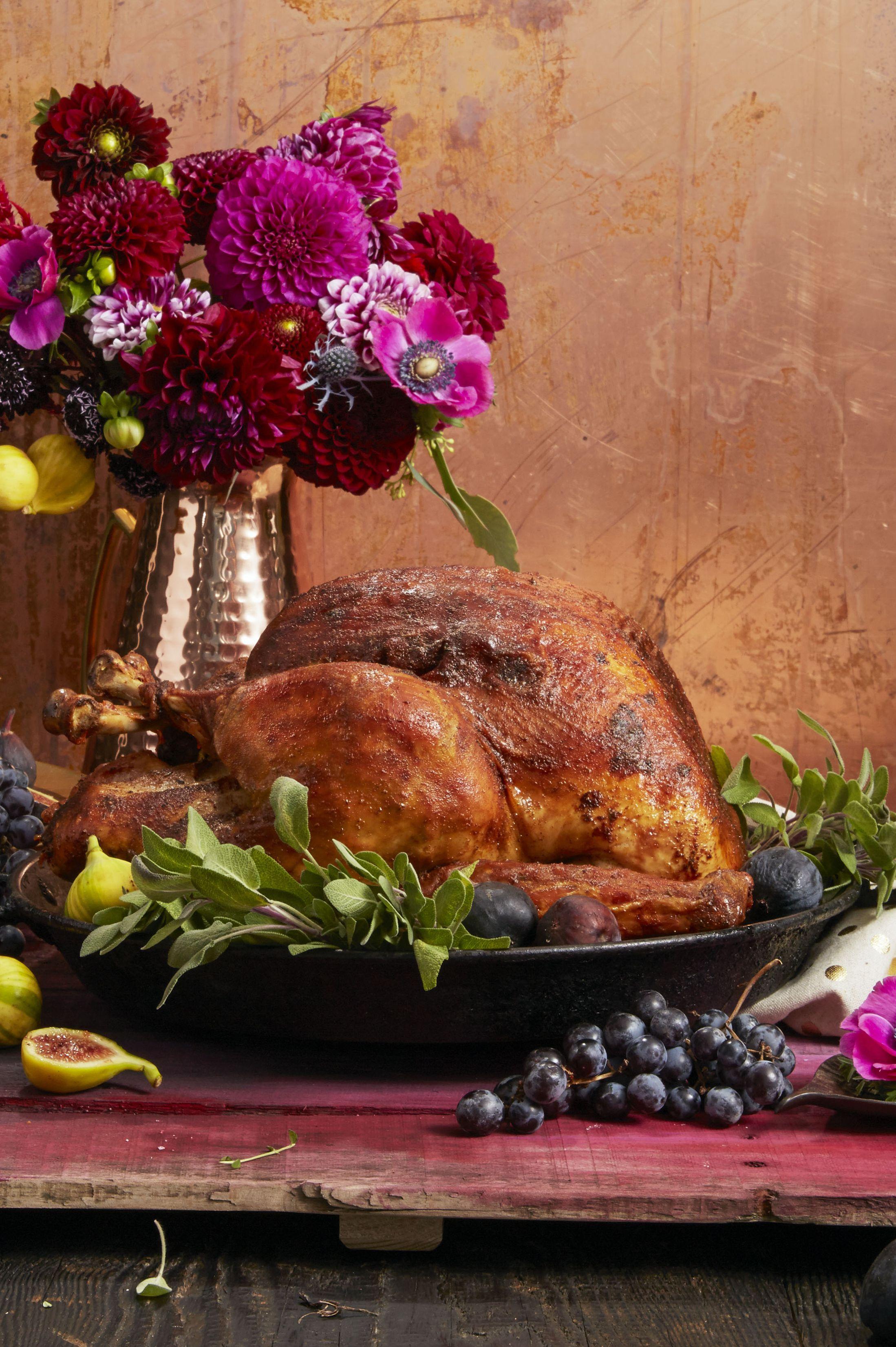 Cajun-Spiced Turkey