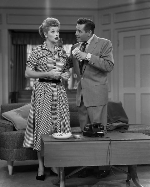 most popular tv show: i love lucy