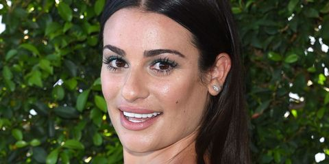 What Lea Michele Ate to Get in the Best Shape of Her Life
