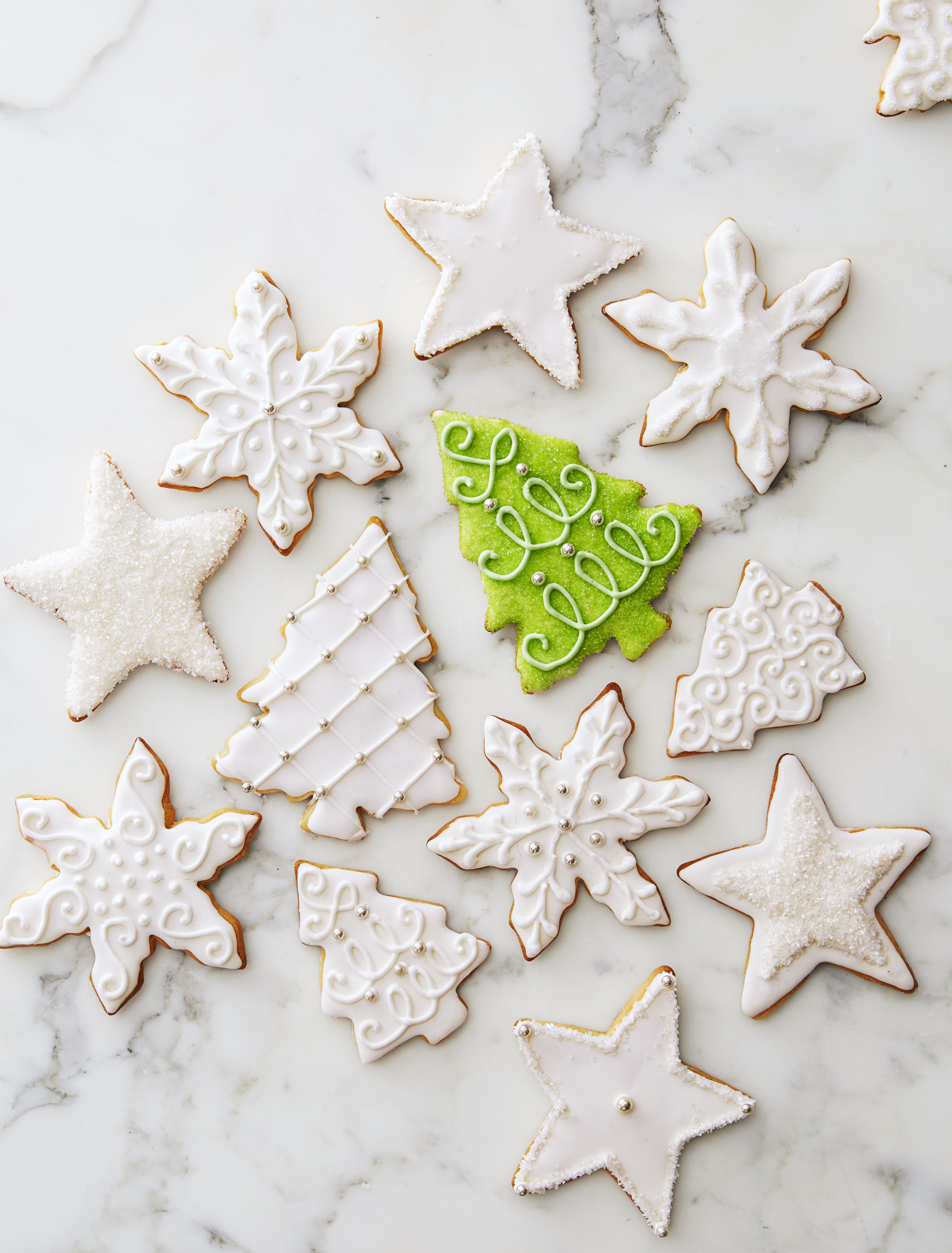 70 Easy Christmas Cookies - Great Recipes for Holiday Cookie Ideas