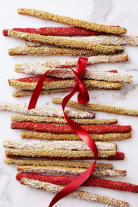 gingerbread wands   christmas cookies