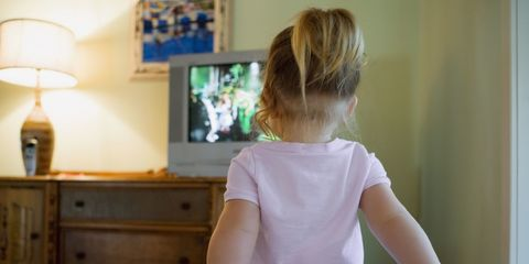 background noise disrupts toddlers' learning