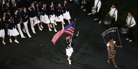 why Team USA won't dip the flag at Olympic Opening Ceremonies