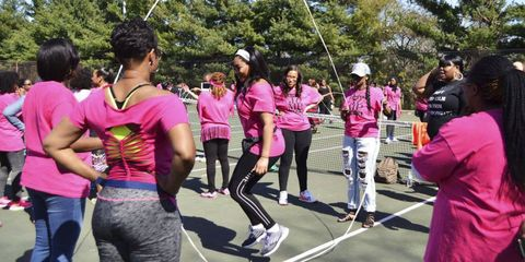 Philly Girls Jump