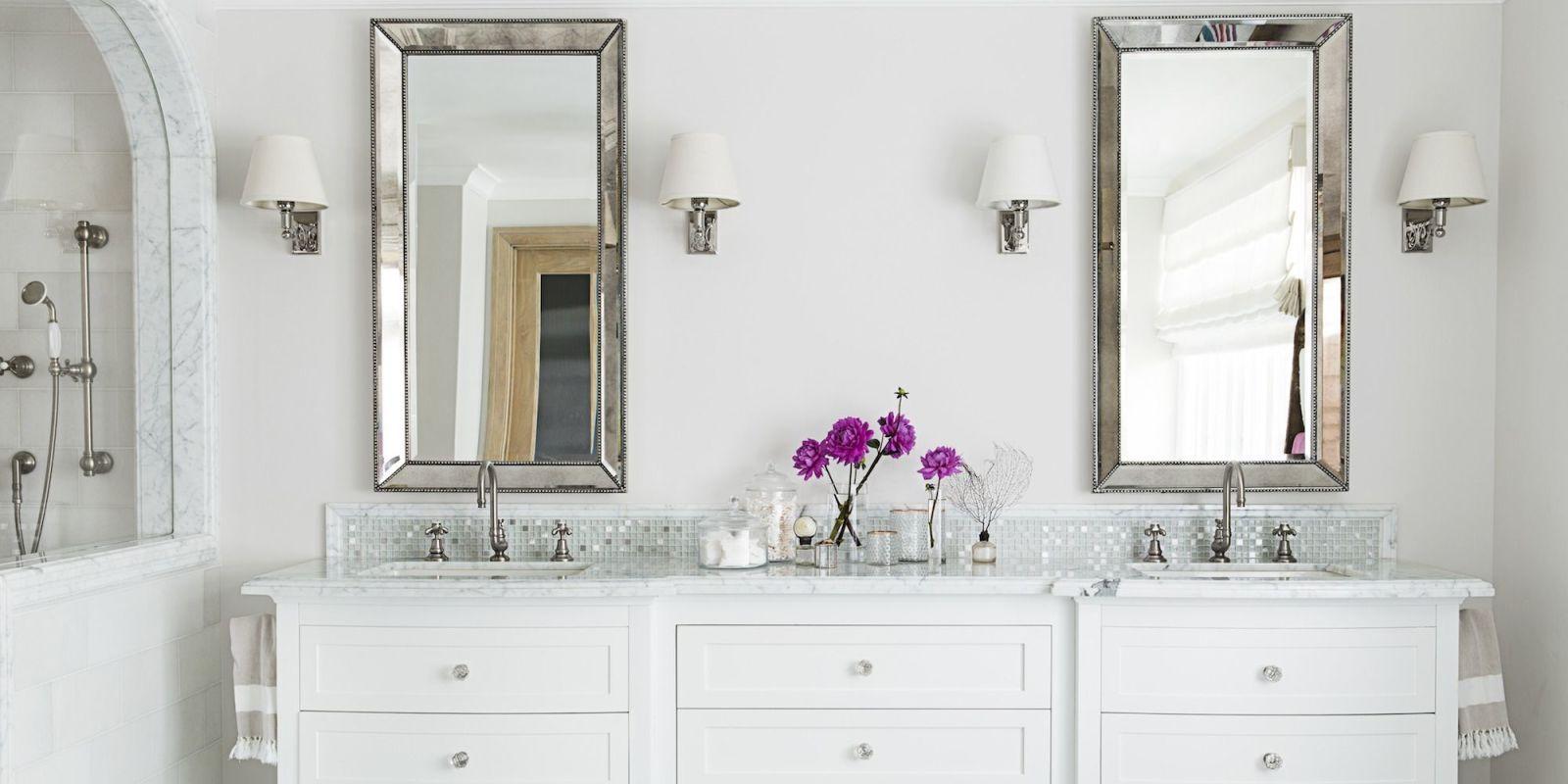 Lisa Romerein & 23 Bathroom Decorating Ideas - Pictures of Bathroom Decor and Designs