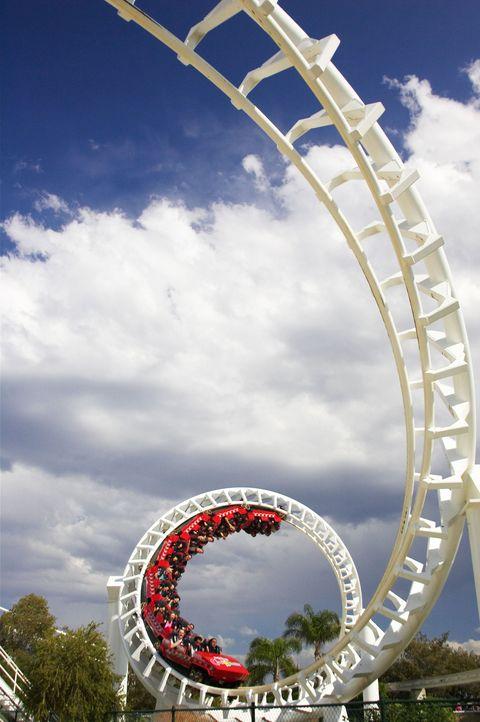 roller coaster sea world