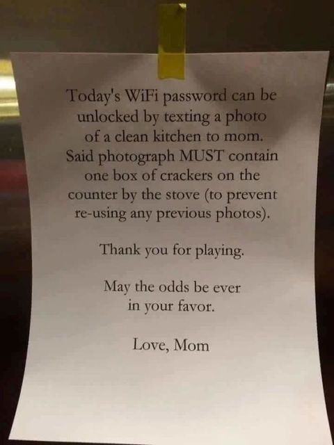 This Mom Has a Brilliant Hack for Getting Her Tech-Obsessed Kids to Do Chores
