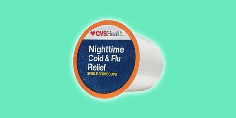 CVS Cold and Flu K-Cups