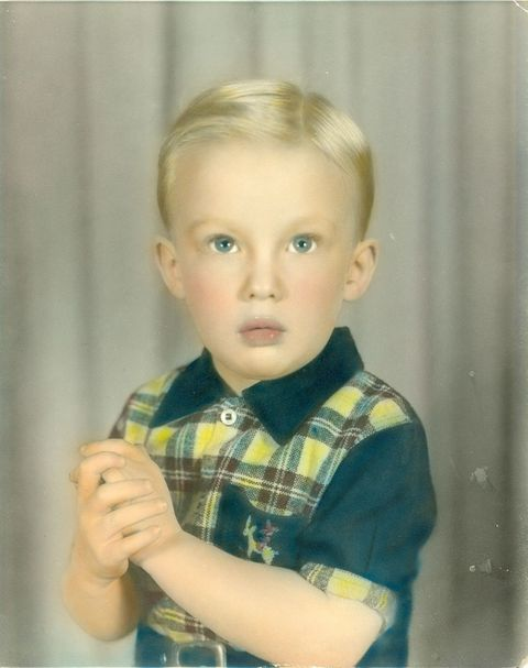 Image result for childhood pics of trump