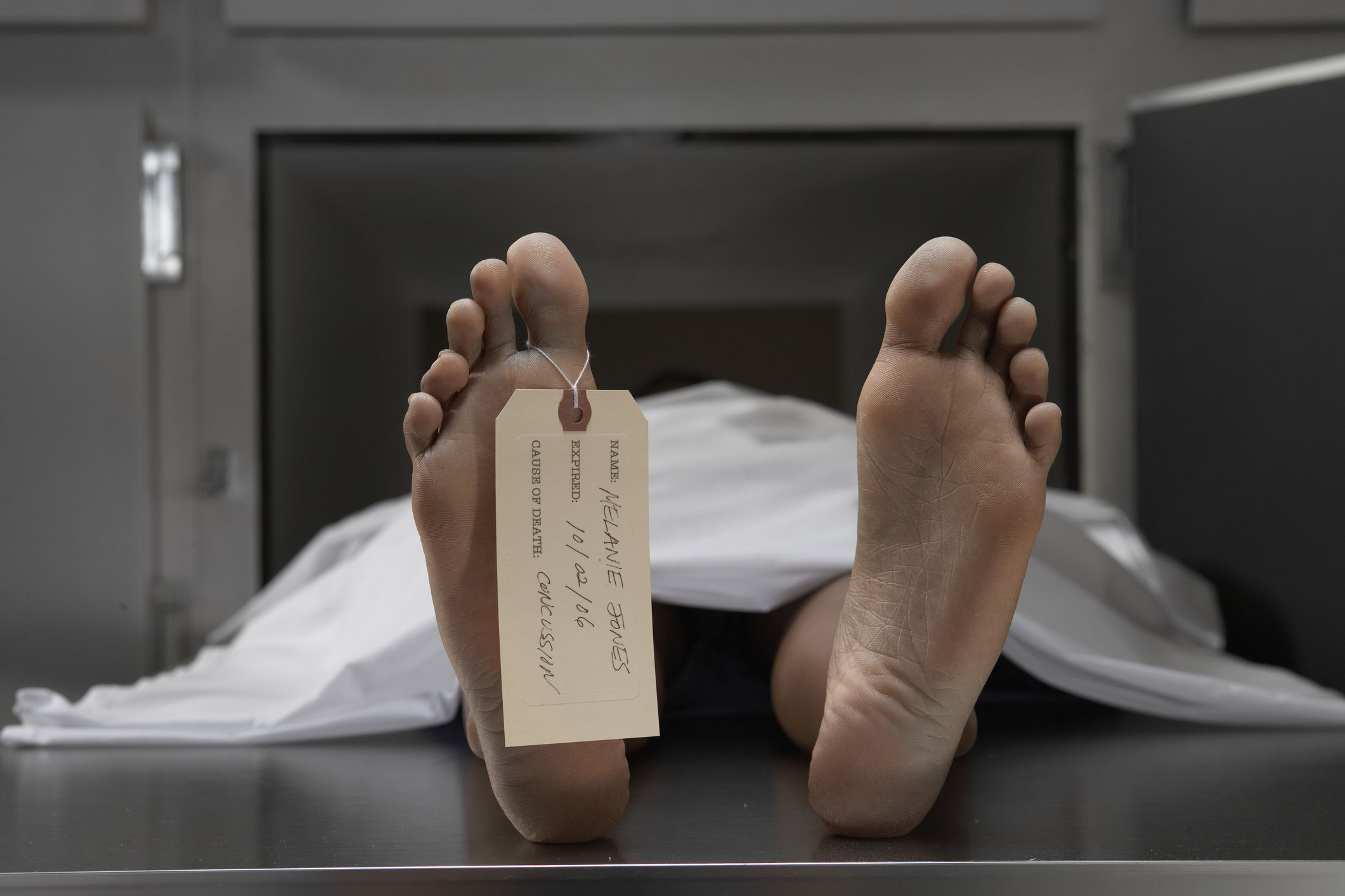 What an Embalmer Wants You to Know About Death