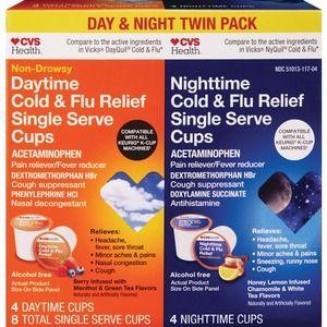 Cvs Pods Brew Cold And Flu Medicine Keurig Pods Can Treat