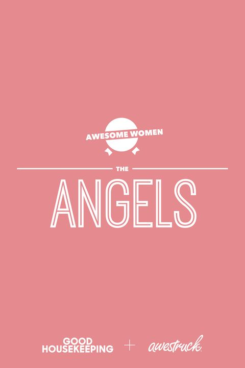 Awesome Women: Angels