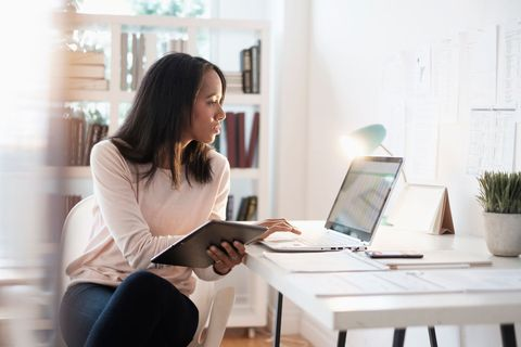 tips for a healthier desk and workspace
