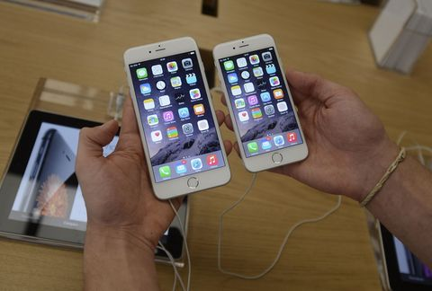 iPhone 6 and iPhone 6 Plus Screens
