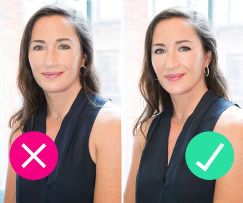 Makeup Placement Mistakes