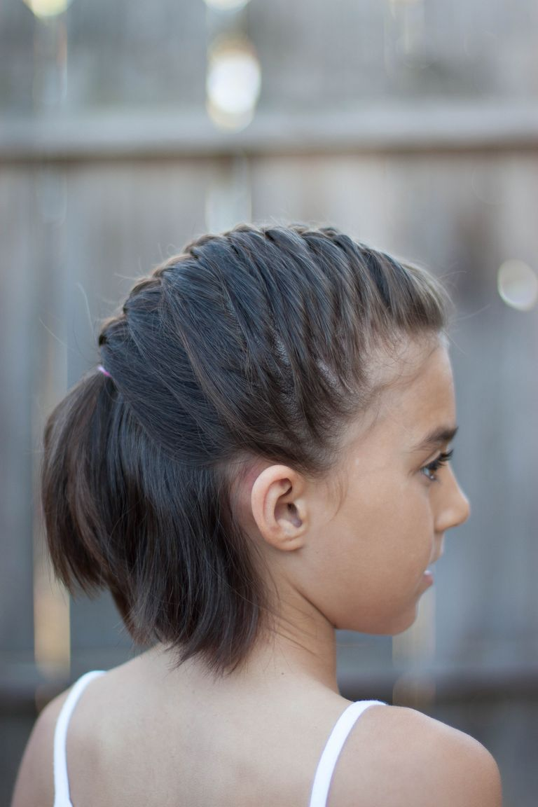 27 Cute Kids Hairstyles For School