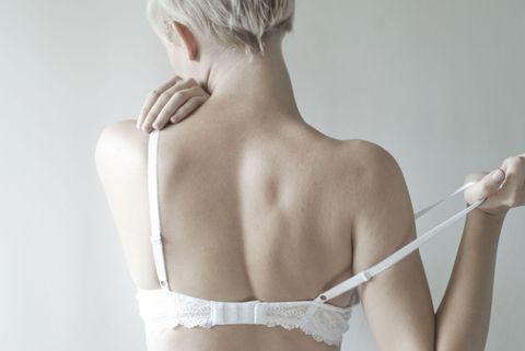 Ear, Skin, Shoulder, Joint, Elbow, Back, Undergarment, Waist, Trunk, Abdomen,