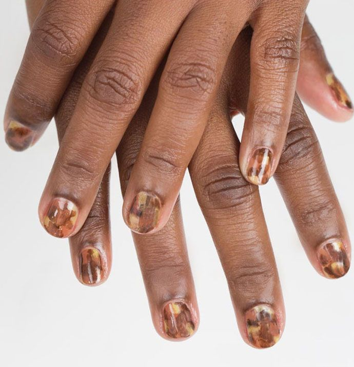 - 26 Thanksgiving Nail Art Designs - Ideas For November Nails