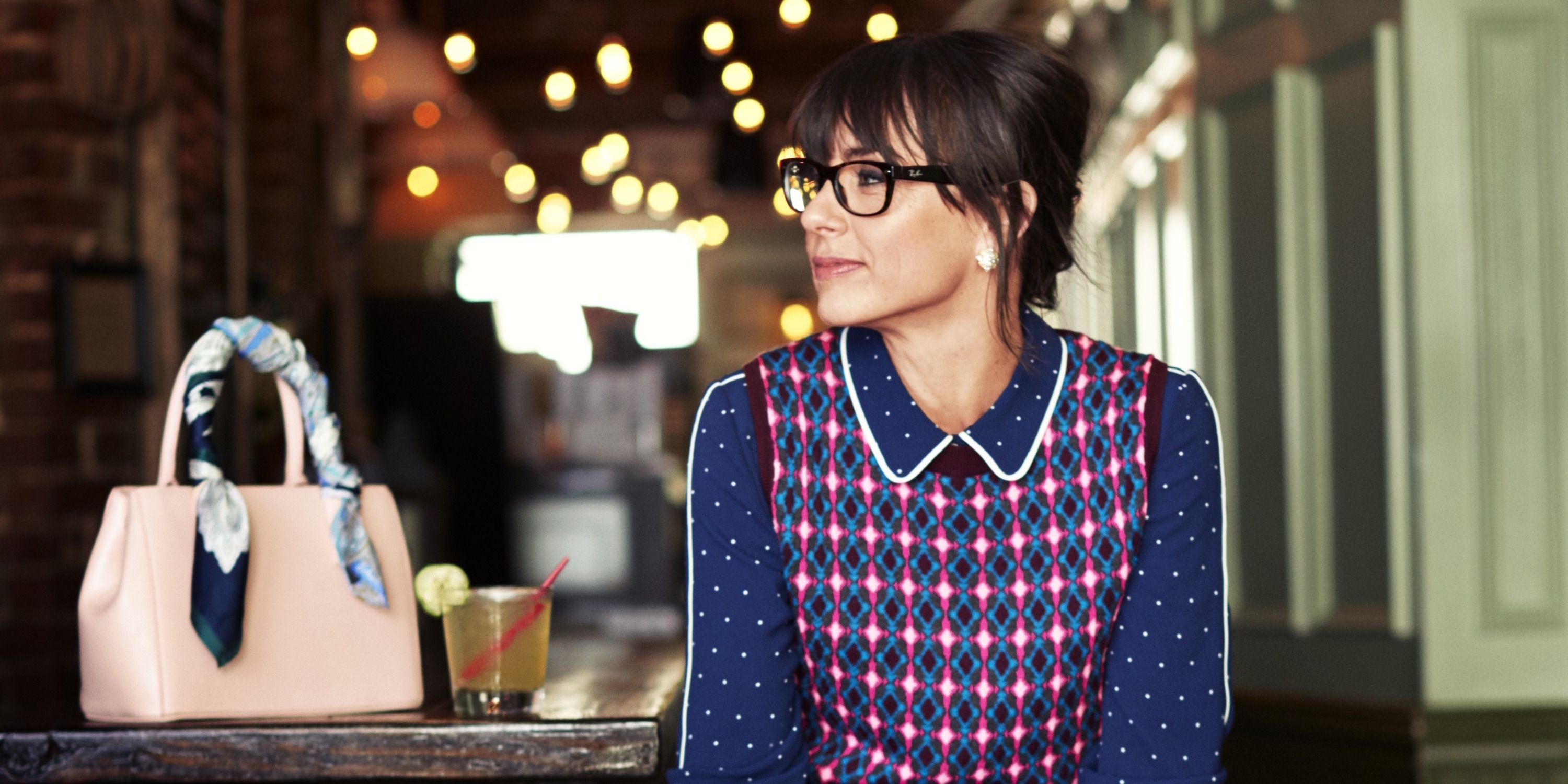 UnReal Star Constance Zimmer Models Fall 2016's Biggest Must-Haves