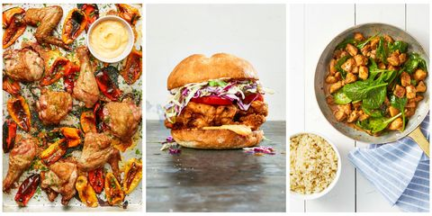 30 best chicken thigh recipes easy chicken thigh dinner ideas image forumfinder Image collections