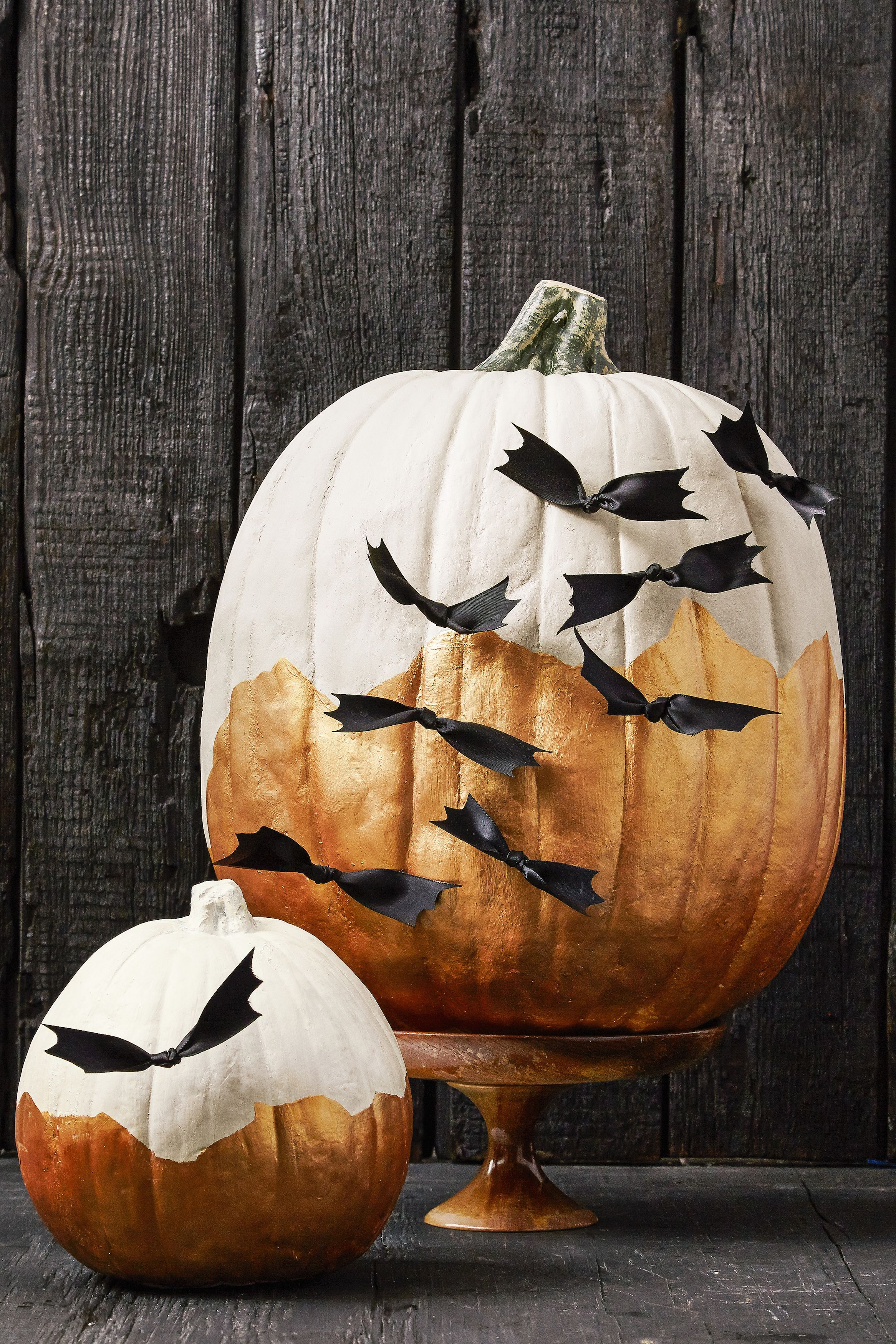 30+ Pumpkin Painting Ideas , Painted Pumpkins for Halloween 2019