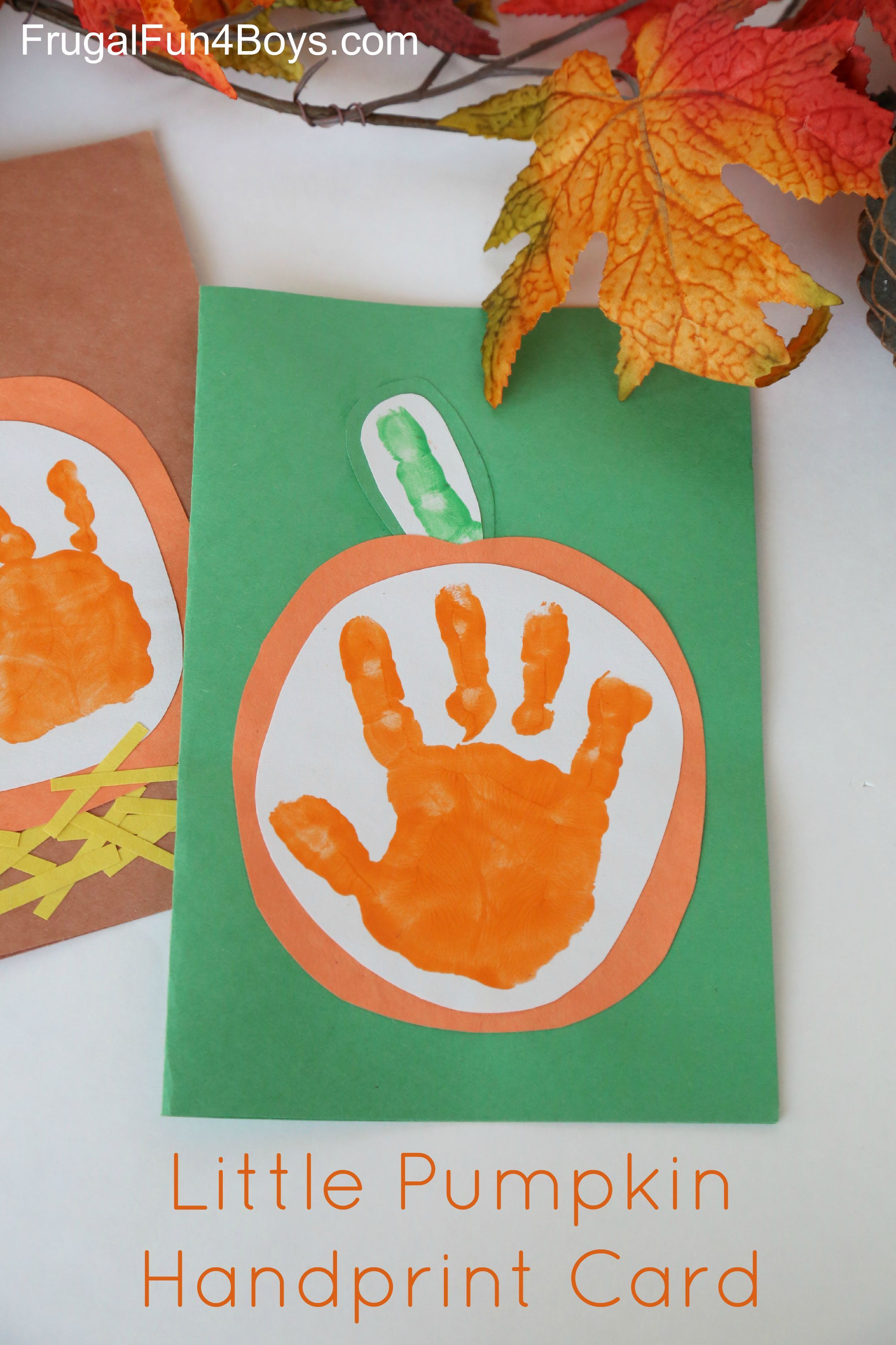 33 Easy Thanksgiving Crafts for Kids - Thanksgiving DIY Ideas for ...