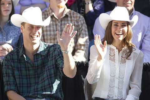 William and Kate in Canada, 2011