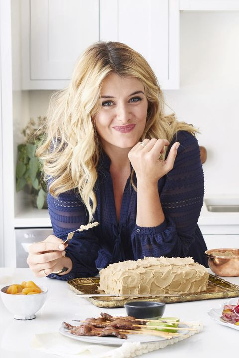 daphne oz entertaining tips the happy cook. Black Bedroom Furniture Sets. Home Design Ideas