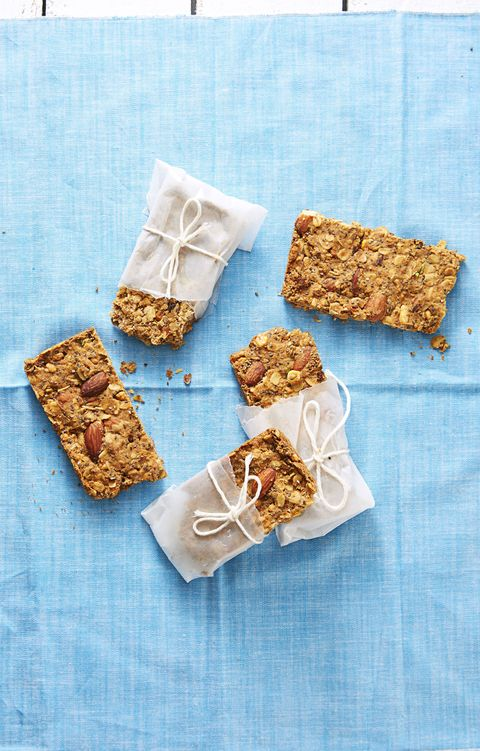 Paprika Parmesan Granola Bars - Easy Healthy Responses