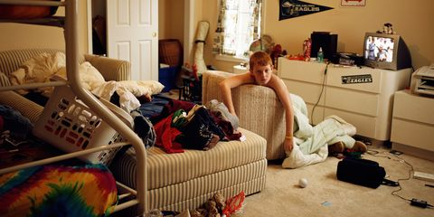 weirdest things parents found in kids' bedrooms