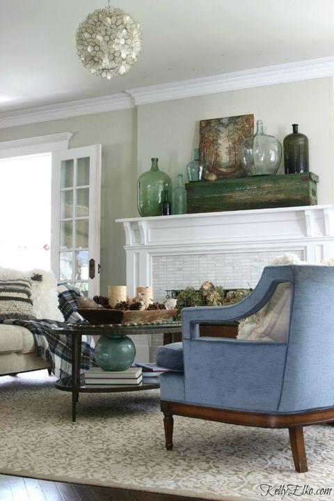Green, Blue, Room, Interior design, Wall, Floor, Furniture, Home, Living room, Teal,