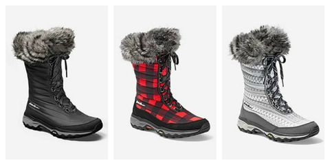 Footwear, Product, Boot, Costume accessory, Carmine, Fashion, Pattern, Natural material, Black, Grey,