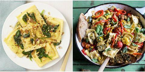 frozen ravioli dinner ideas