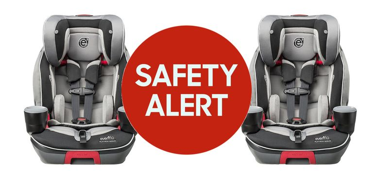 Evenflo Recalls 30,000 Car Seats Due to Safety Concerns - Evenflo ...