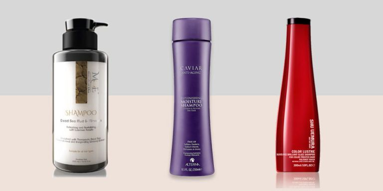 10 Best Shampoos for Colored Hair - Safe Products for Dyed, Color ...