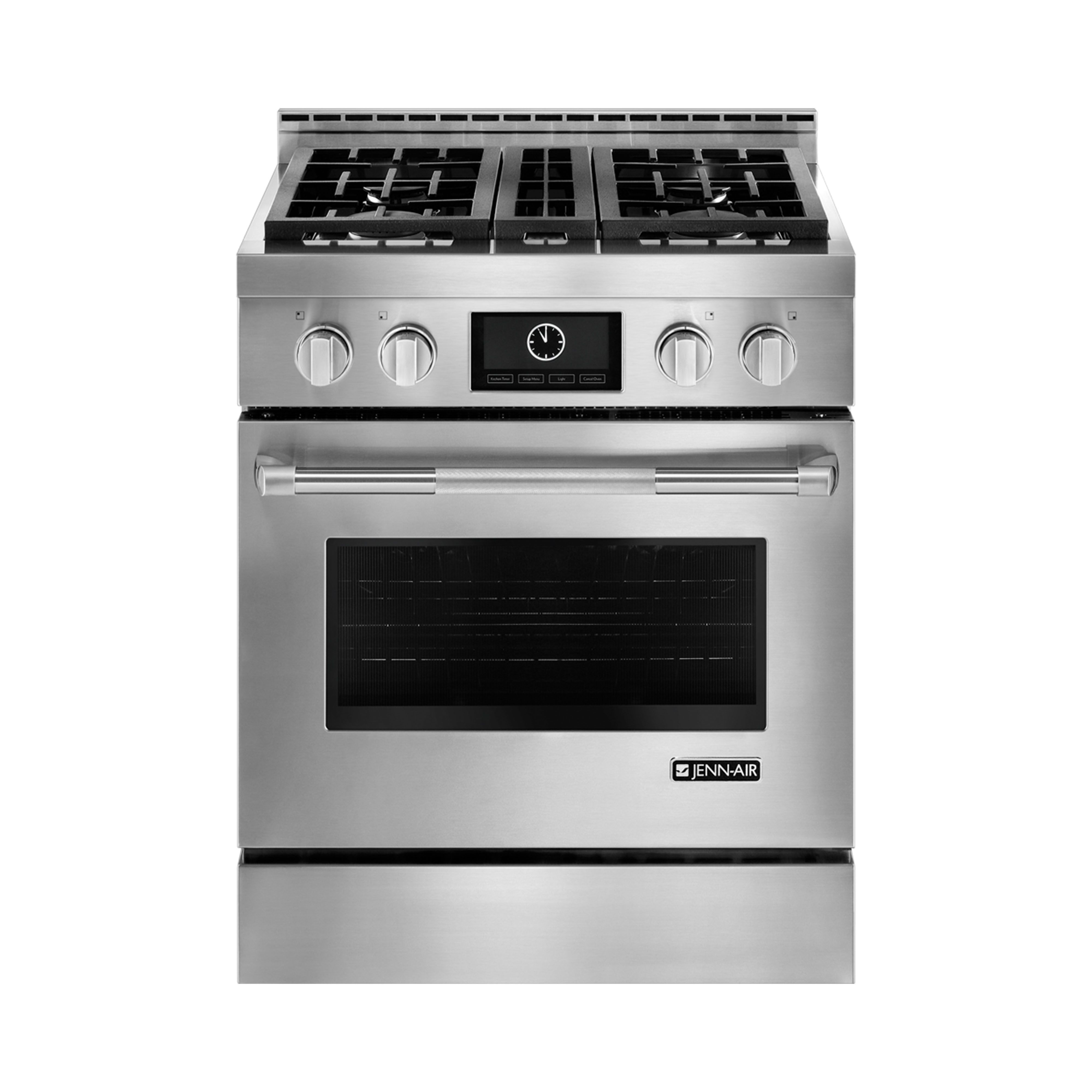 Jenn Air Pro Style Gas Range With Multimode Convection Jgrp430wp Review Price And Features