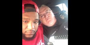 cop drives grieving man 100 miles