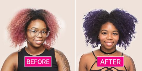 6 Hair Color Makeovers Fall 2016 New Hair Trend Makeover Ideas