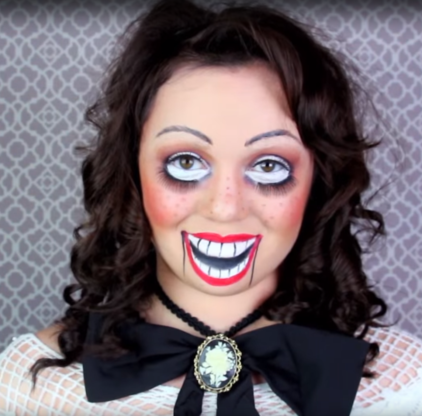Halloween Costumes That Only Require Makeup  sc 1 st  Good Housekeeping : make up halloween costumes  - Germanpascual.Com