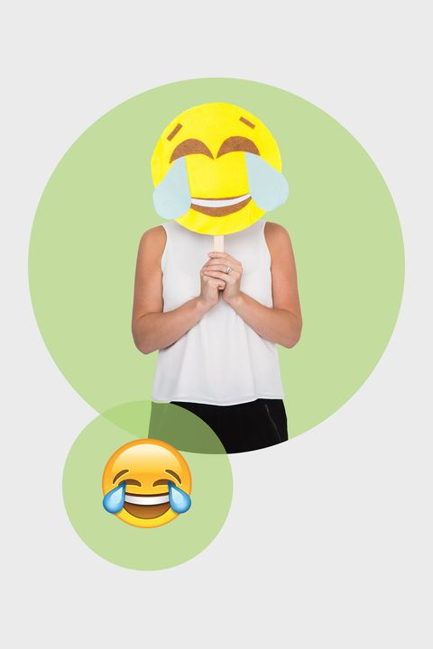 4bf5244ef 32 DIY Emoji Costumes for Halloween 2019 - Great Ideas for Homemade ...
