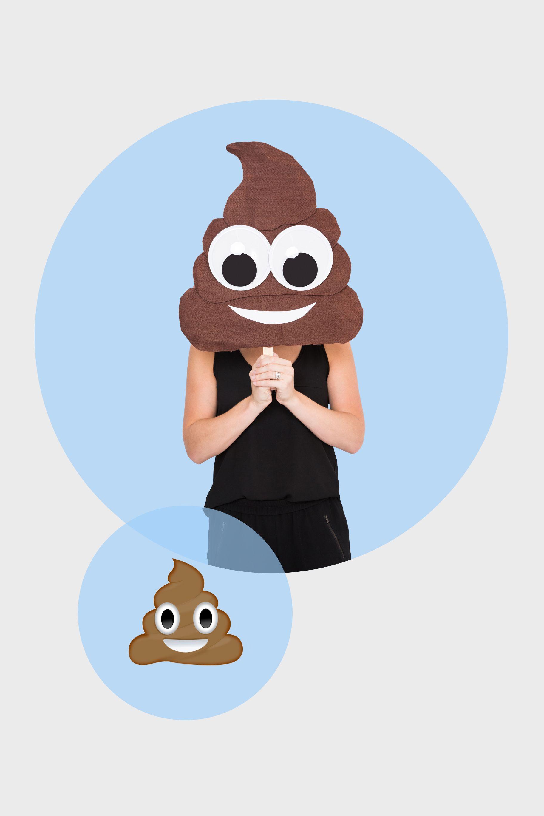 PoopEmoji Costume