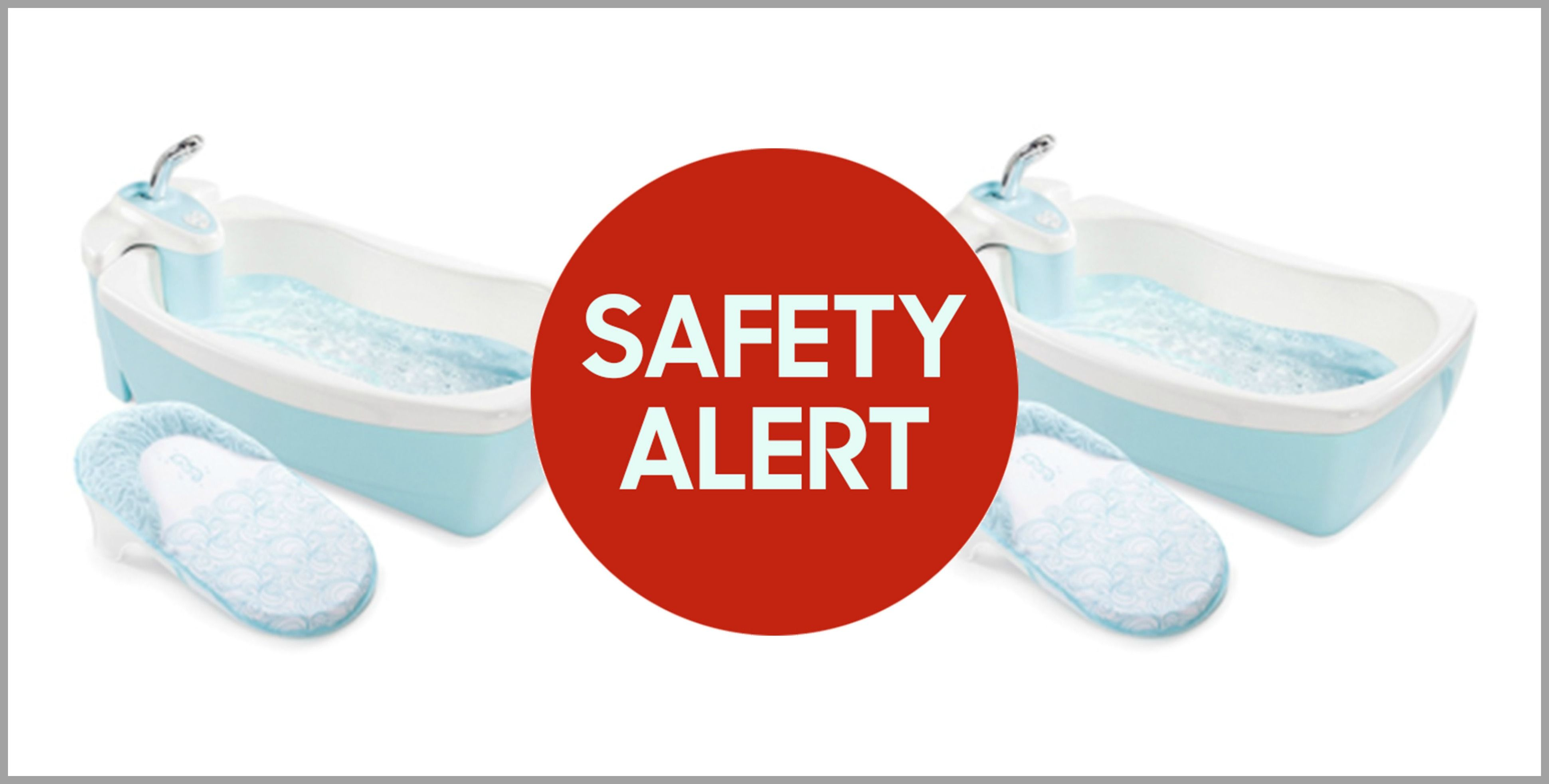 Summer Infant Recalls Lil Luxuries Whirlpool Bubbling Spa Shower Due To Drowning Risk