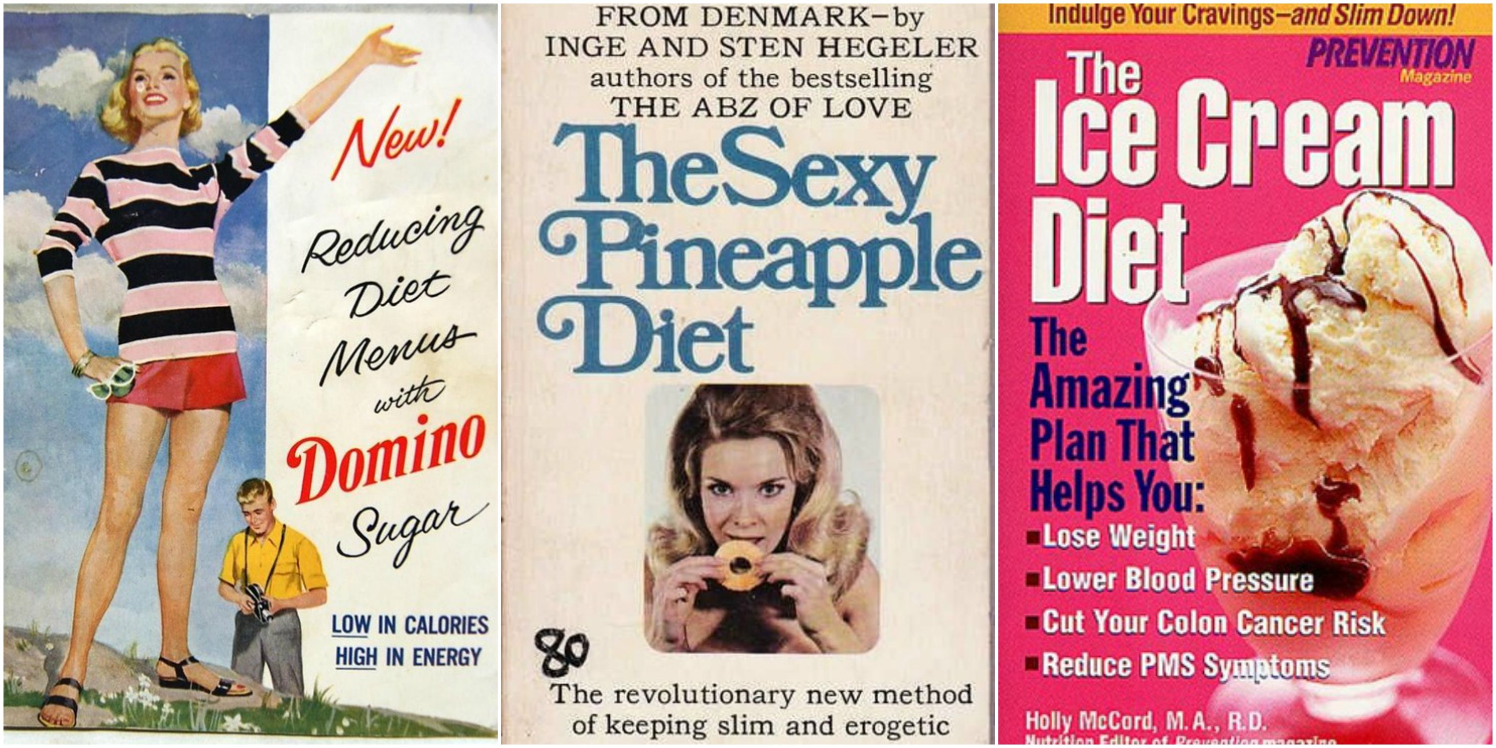 100 Years of Bad Diet Advice - Weight Loss Fads Through The