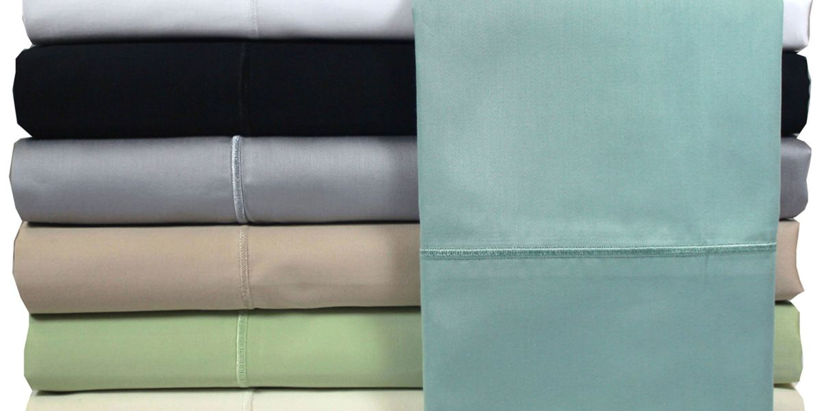 jcpenney hotel 500 thread count sheet set review price and features. Black Bedroom Furniture Sets. Home Design Ideas