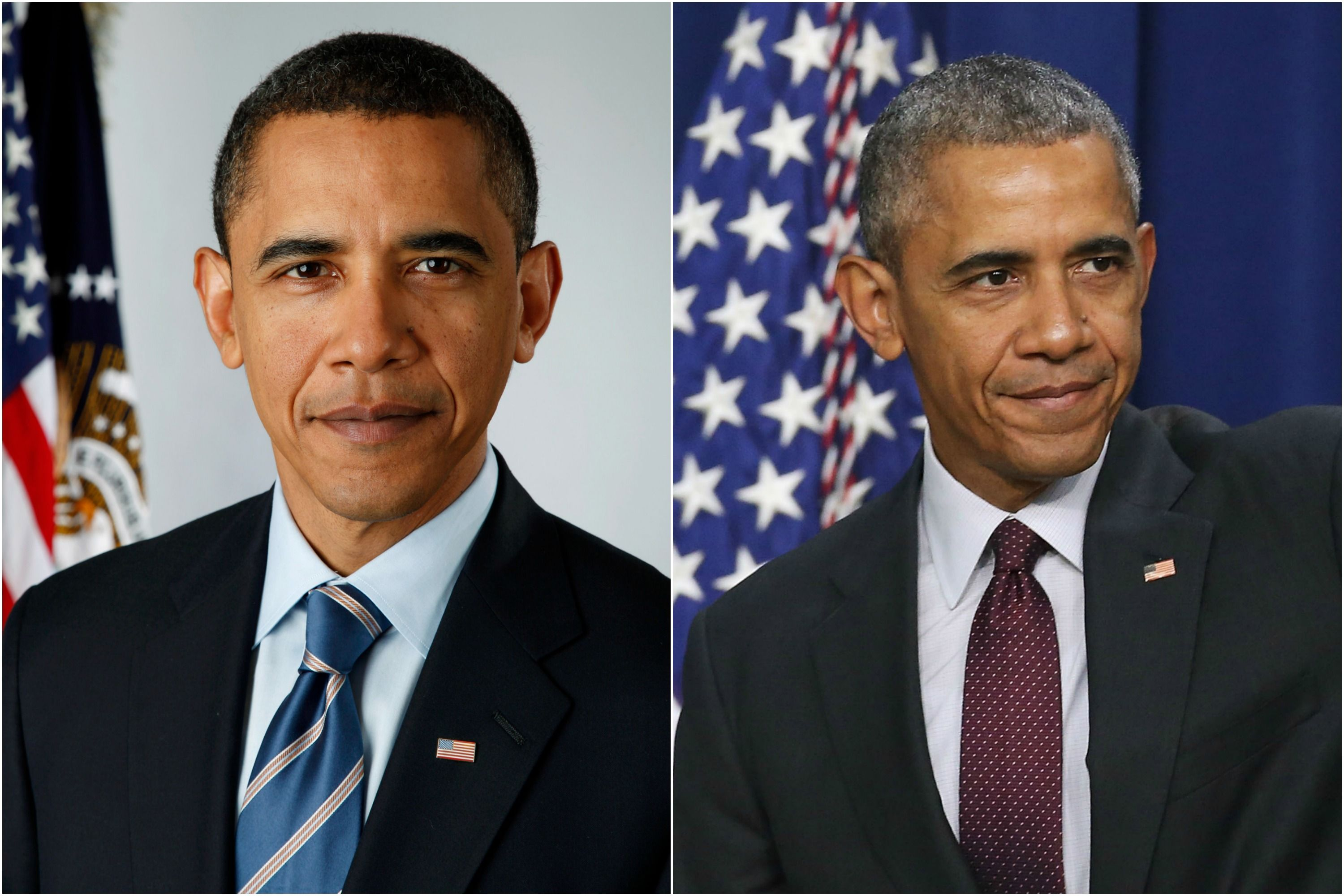 U.S. Presidents Before and After They Served In Office - Photos